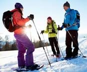 Attività invernali & Fitness