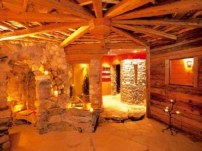 Das Alpin Badehaus im Lüsnerhof