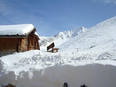 Bergidyll - Wanderung bei Kaiserwetter zur Kasslerhütte