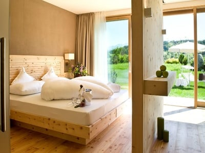 Relax & recreation in the new Swiss stone pine-suite