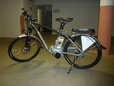 Mountainbiken leicht gemacht durch E- Power