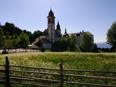 Round trip from the Vitalpinahotel Pfösl to the pilgrimage place Pietralba