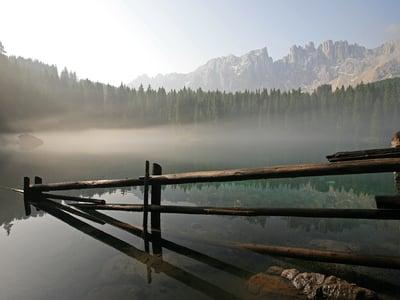 Die Legende des Karrersee - Sagenwanderung