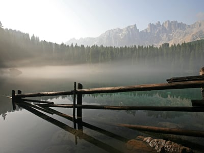 The Karrerlake... legendary and mystic excursion