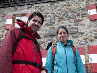 Mit Tamara Lunger auf das Latzfonser Kreuz - Von Südtirol auf den Himalaya