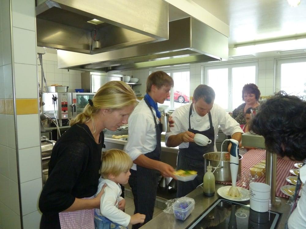 Corso di cucina al Magdalenahof