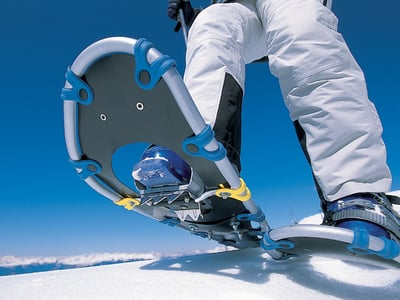 Snowshoeing: Relaxation and enjoyment in winter