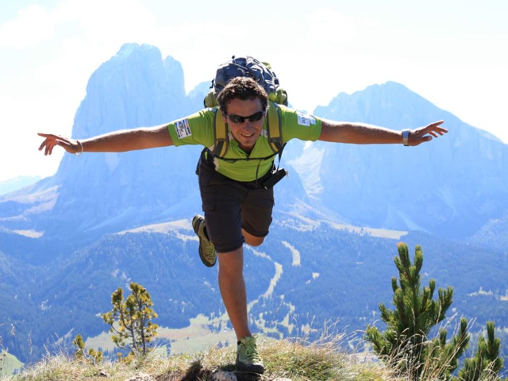 In giro nelle Dolomiti