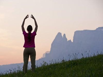Ausatmen… Einatmen… Pause… Loslassen – Aufnehmen – Neustart!