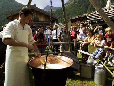 4th South Tyrolean milk festival