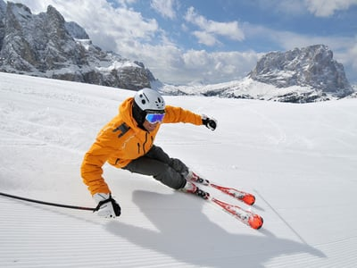 Val Gardena is among the world's TOP 10 ski resorts!