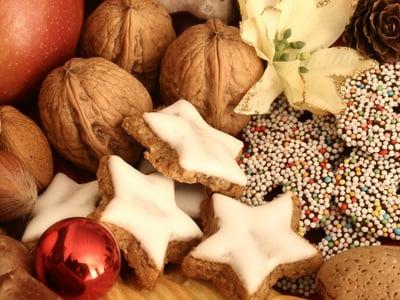 Weihnachtliche Naschereien aus Südtirol