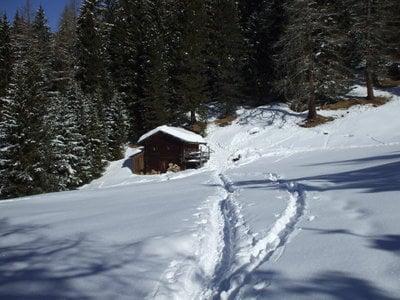 Schneetreten gegen Muskelkater