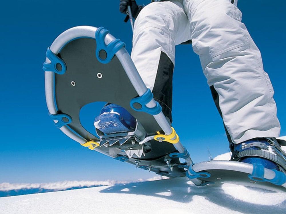 Escursione con le racchette da neve?