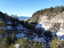 Schneeschuhwandern-ein Naturerlebnis in den Dolomiten