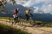 Biken in der Ferienregion Rosengarten-Latemar