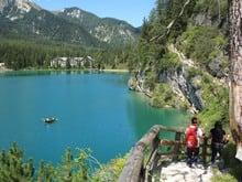 Pragser Wildsee - Spitzköfelerunde