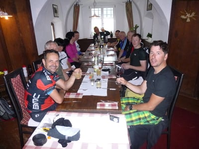MTB Single-Trail- Tour durch das Apfelhochplateau