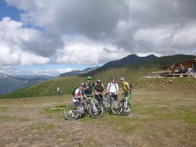 Wundervolle Bike- und Wandererlebnisse