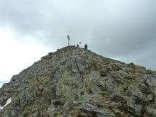 Gipfeltour auf die Riepenspitze (2774m)