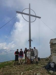 Glanzleistung - Gipfelsturm zur Ilmspitze