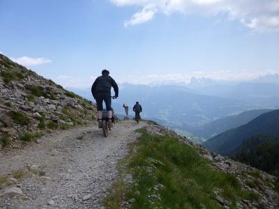 Bici manaci di montagna