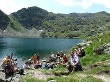 Zum Schwarzsee (2445m) im Gsiesertal