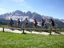Biking in the centre of Alto Adige with Brixbike