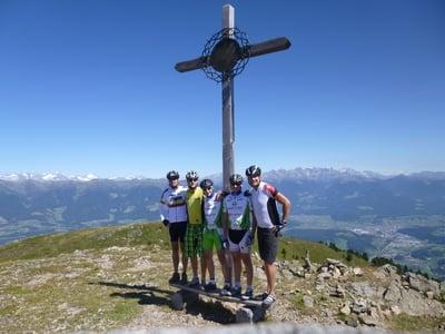 Zwei- Gipfel- Tour auf der Rodenecker Alm