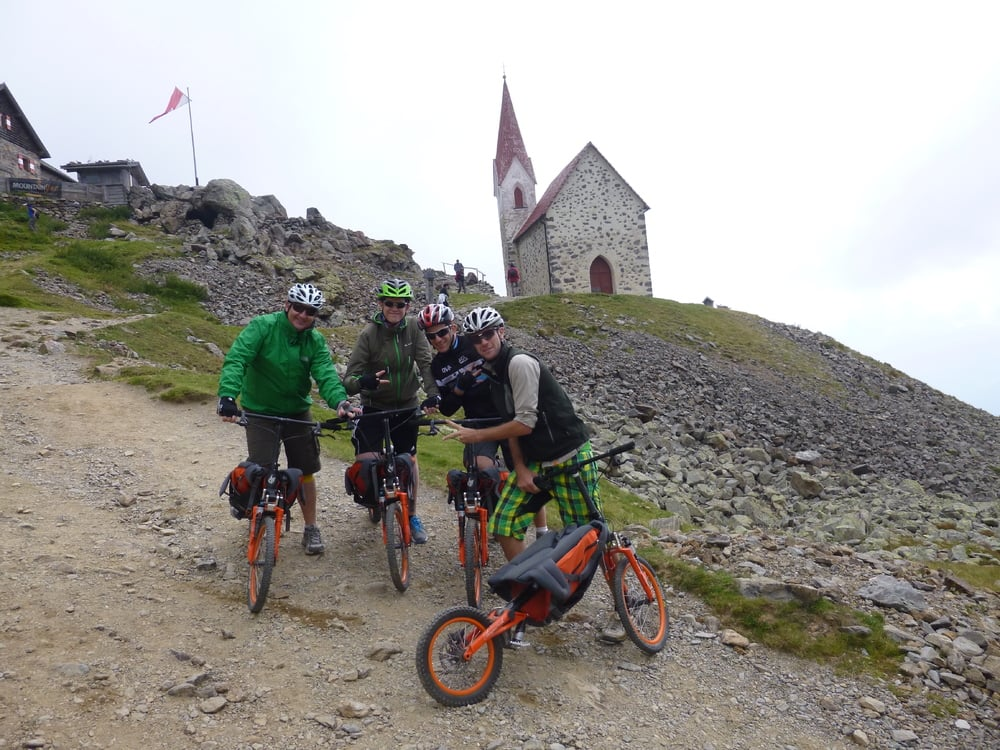 Bergmönch- Tour