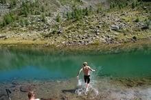 Tour zum Stübelespitz mit Berg-Pool-Stop