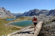 Südtirol Drei Zinnen Alpin Lauf
