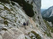 Vom Pragser Wildsee auf den Seekofel (2810m)