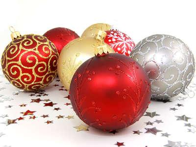 Weihnachtsstimmung in Kastelruth