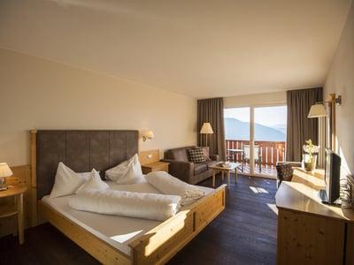 Neuer Glanz in einigen Zimmern des Hotel Schöblick Belvedere