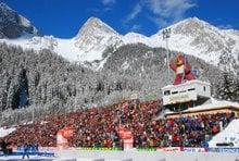 Biathlon Weltcup in Antholz
