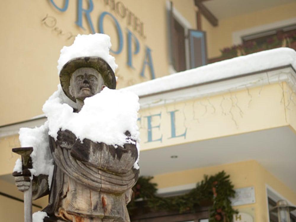 Winter paradise Alpe di Siusi