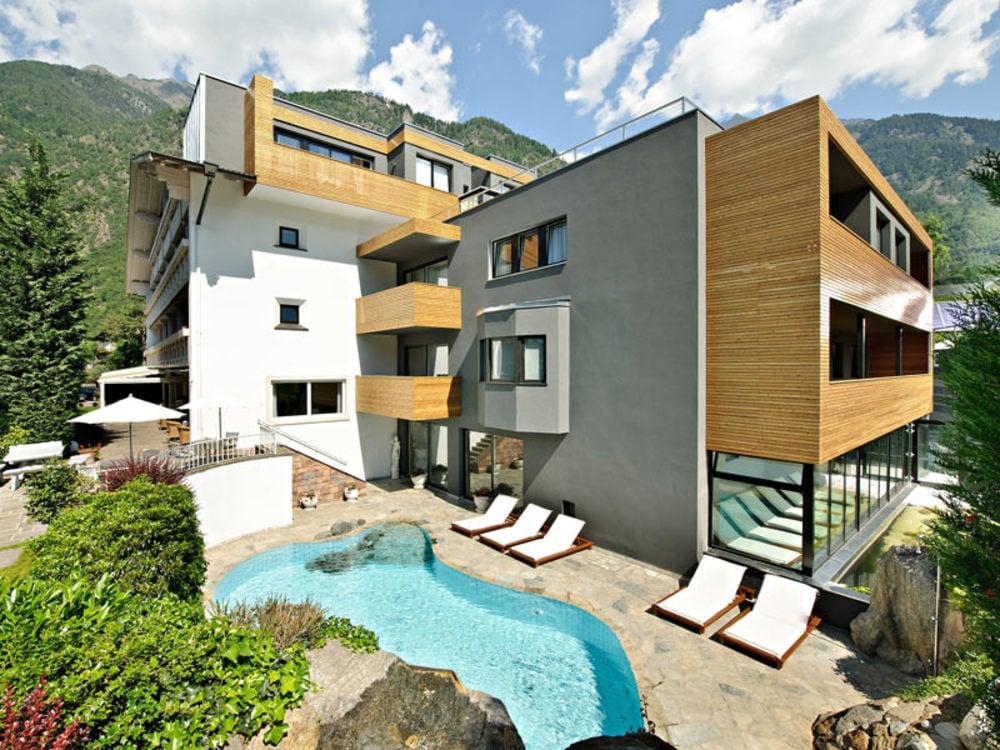 Pure Vitalpina at the alpine wellness Tyrol Hotel in Rabland