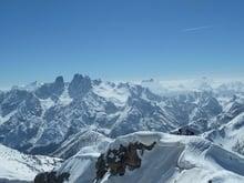 Mit den Schneeschuhen auf den Dürrenstein (2839m)