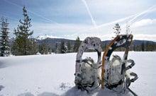 Schneeschuhwanderung vom Jaufen zum Silvesterkirchl