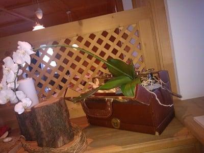 Lebendige Geschichte im Vitalpina Hotel Pfösl
