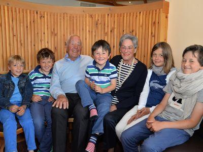 Alles Gute zum Geburtstag Opa Luis!