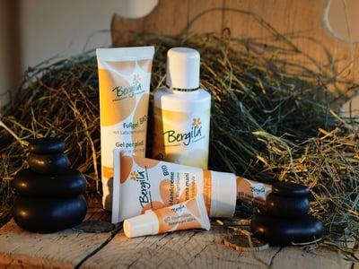 Kräuterprodukte von Bergila