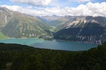 Panoramaweg im Obervinschgau