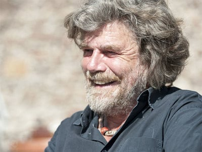 Reinhold Messner's mountain nature, mountain culture and mountain wisdom