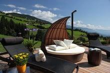 Unsere neue Green Lounge