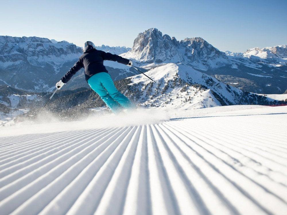 Living the Dolomites mit Skipass