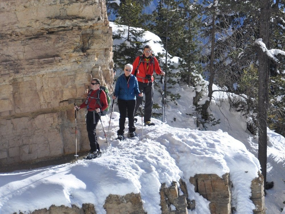 Settimana delle ciaspole per alpinisti 7=6