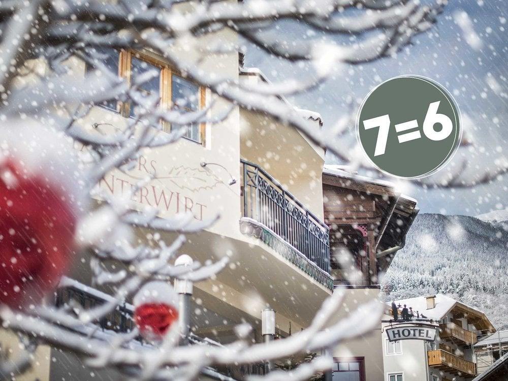 Weihnachten im Taubers Unterwirt - 7 Nächte