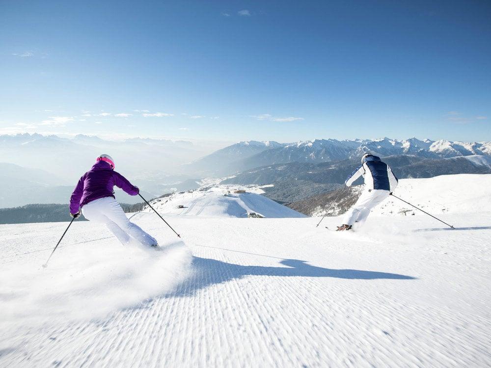 Sciare a marzo 6+1